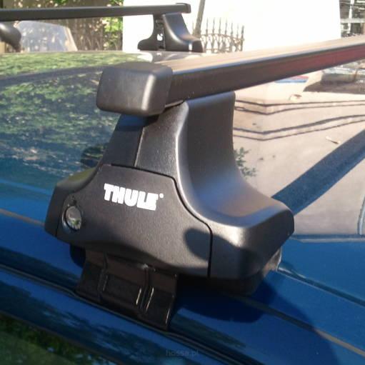 Bagażnik Thule Rapid System 754-769-1323 belki stalowe z ...